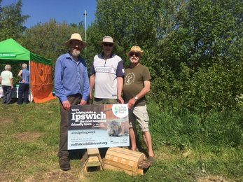 Greenways and Ipswich Wildlife Group