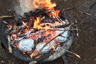 Campfire Forest Schools