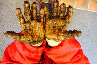muddy hands lauren mack