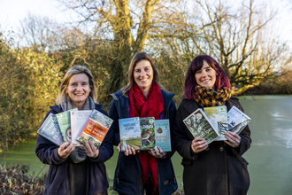 Suffolk Wildlife Trust Wild Reads