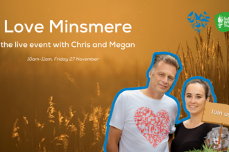 RSPB Love Minsmere live event with Chris and Megan