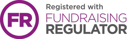 Fundraising Regulator logo Suffolk Wildlife Trust