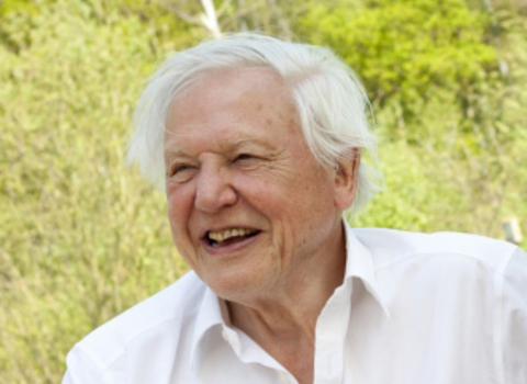 Suffolk Wildlife Trust David Attenborough